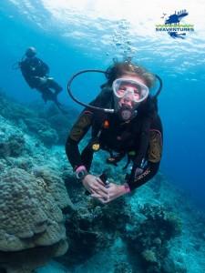 Multilevel Diver Seaventures Sipadan