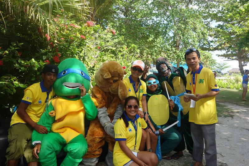 A rewarding Turtle Week 2015 for Mabul