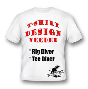 Seaventures T-shirt Design