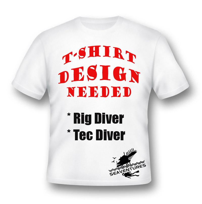 Seaventures Sipadan T-Shirt Design