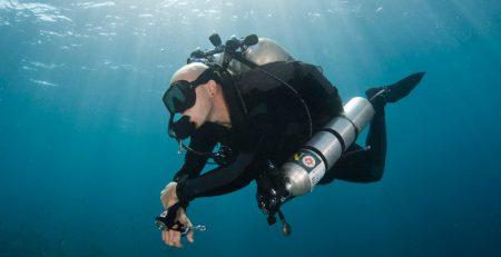 Sidemount Diving Sipadan Seaventures