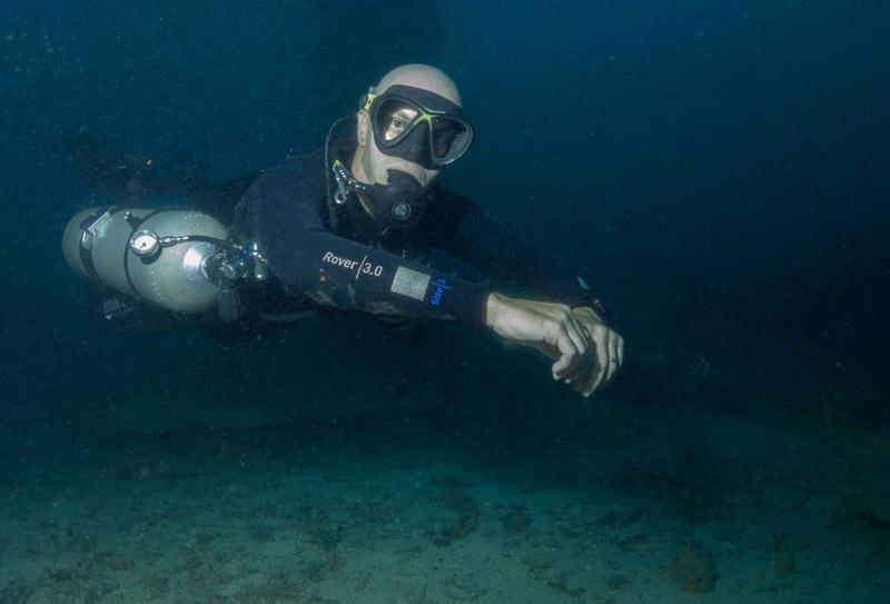 Padi Sidemount Course Seaventures Sipadan