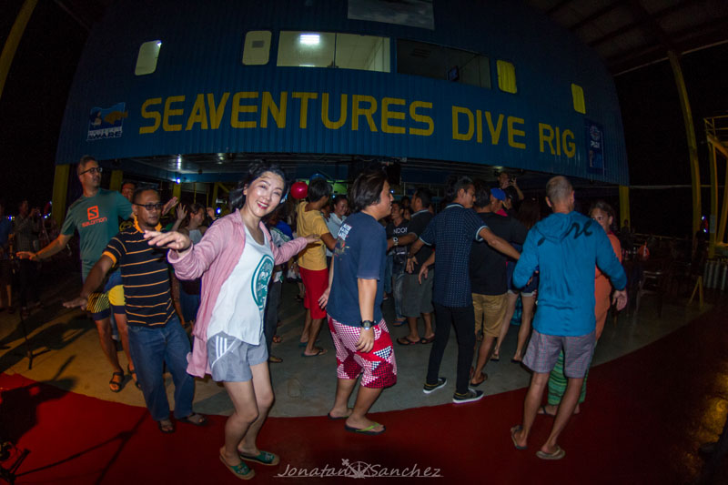Seaventures Staff Party 2016