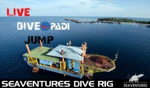 Seaventures Dive Rig OCT 2015 aerial