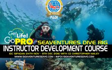 PADI Instructor Developement Course – November 2016