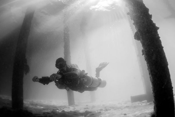 Diving Solo with PADI Self Reliant Course