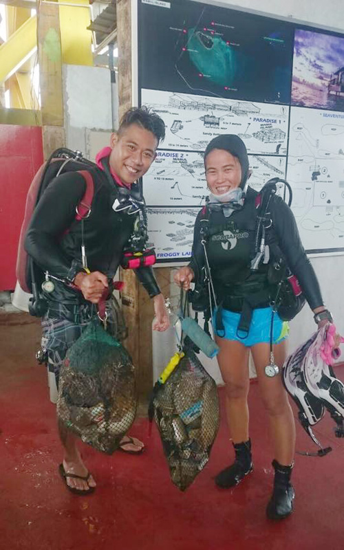 Adopt a DIVE SITE with Seaventures Dive Rig