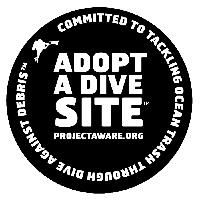 We ADOPTED A DIVE SITE