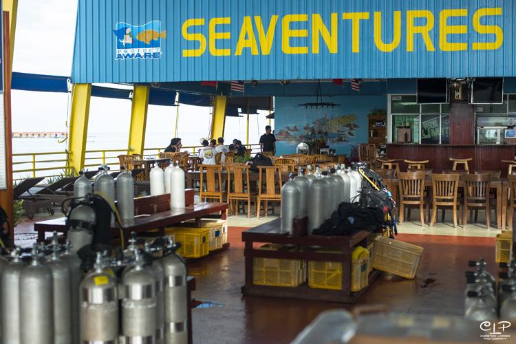 dive-center-Mabul-Sipadan-Kapalai-Seaventures-©Christian-Loader-82-1
