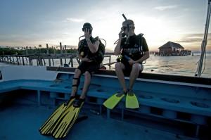 Scuba Diver Course - Seaventures Dive Rig - Dive Sipadan