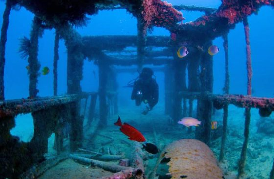 Seaventures Dive Rig - Sipadan - Malaysia